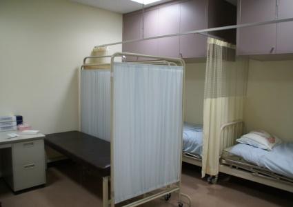 『保健室』の画像