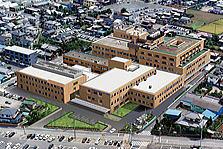『茨城県厚生農業協同組合連合会 茨城西南医療センター病院』の画像