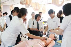 『『H31結城看護専門学校オープンキャンパス_02』の画像』の画像